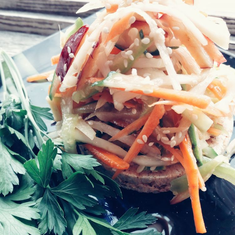 Салат ташкент - просто, вкусно а главное полезно