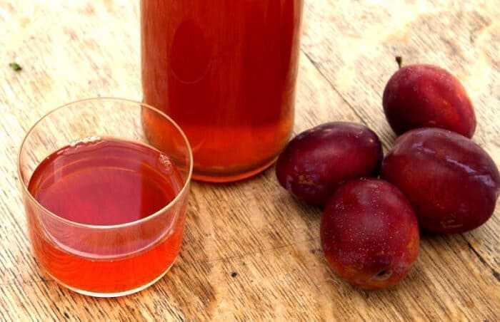 Домашнее вино из сливы простой рецепт