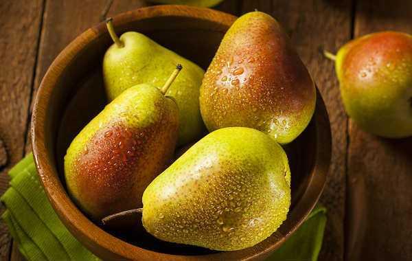Польза и вред, питательная ценность и калорийность груши