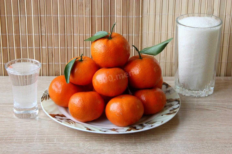 Как приготовить варенье из мандаринов: рецепты из долек, половинок и целых плодов