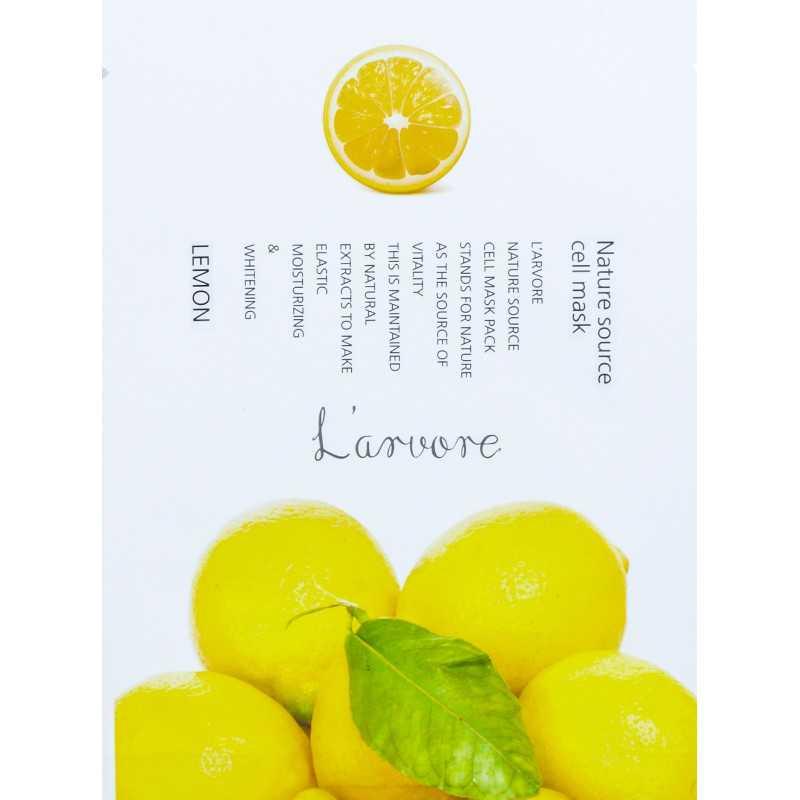 Маска с лимоном для лица: обзор 5 домашних и 10 готовых средств
