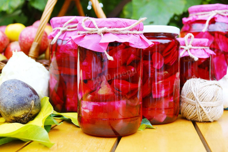 Капуста по-грузински со свеклой — 7 рецептов приготовления