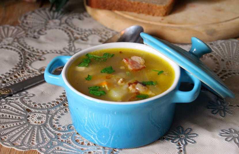Гречневый суп. 8 рецептов приготовления с курицей, мясом или овощами