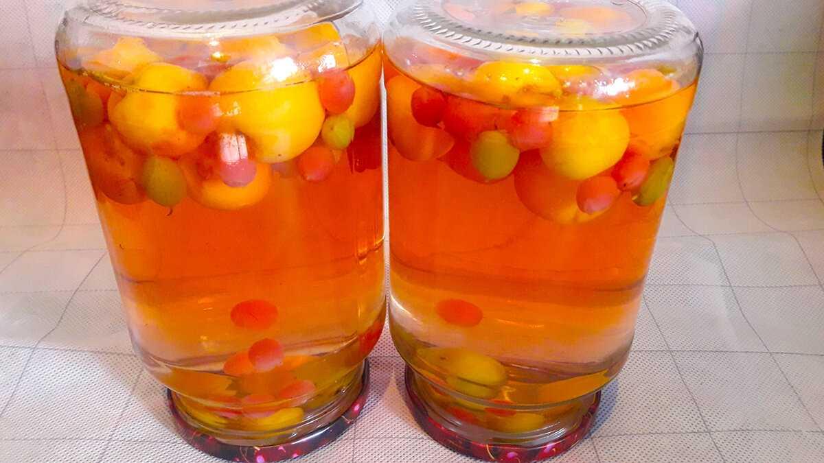 Компот из клубники на зиму: простые рецепты на 3 литровую банку