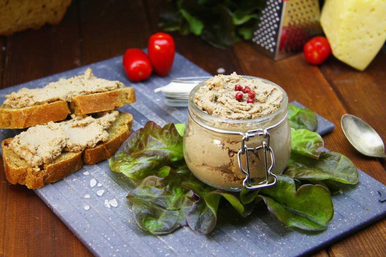 Паштет из консервированного тунца: рецепт, пошаговая инструкция, фото