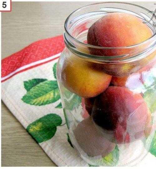 Компот из персиков на зиму — рецепты приготовления с добавлением слив, яблок методом стерилизации и без, видео