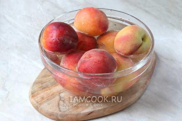 Варенье из персиков - как приготовить на зиму по пошаговым рецептам дольками, пятиминутку или с ягодами