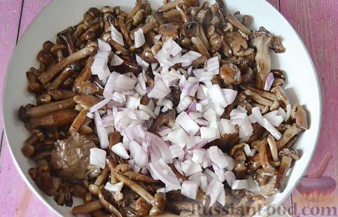 Грибной соус из свежих шампиньонов со сливками: самый простой и вкусный рецепт приготовления