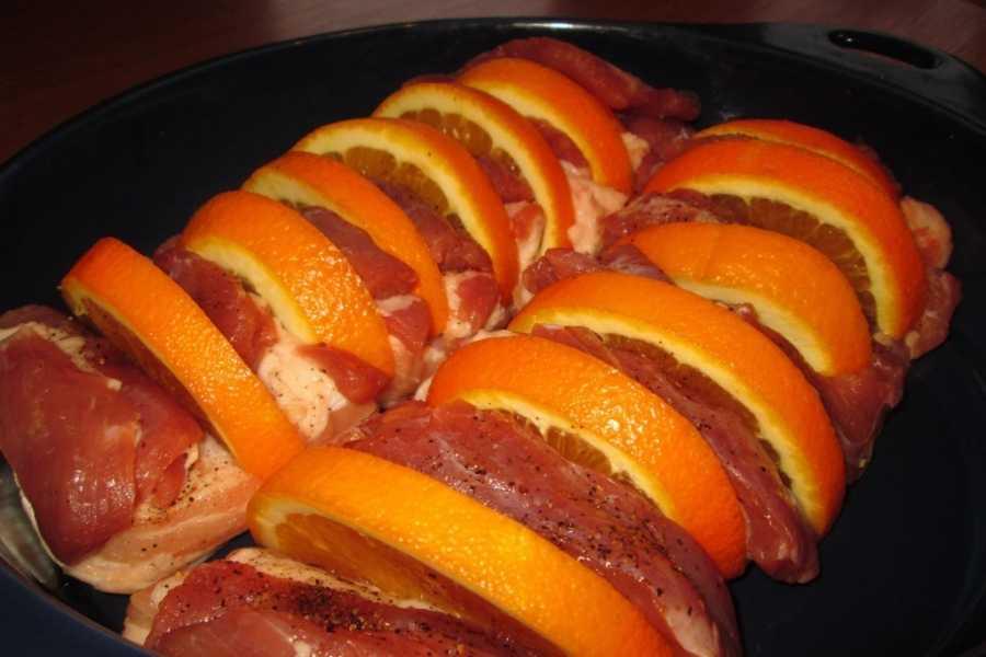 Апельсины в мультиварке: рецепты с фото