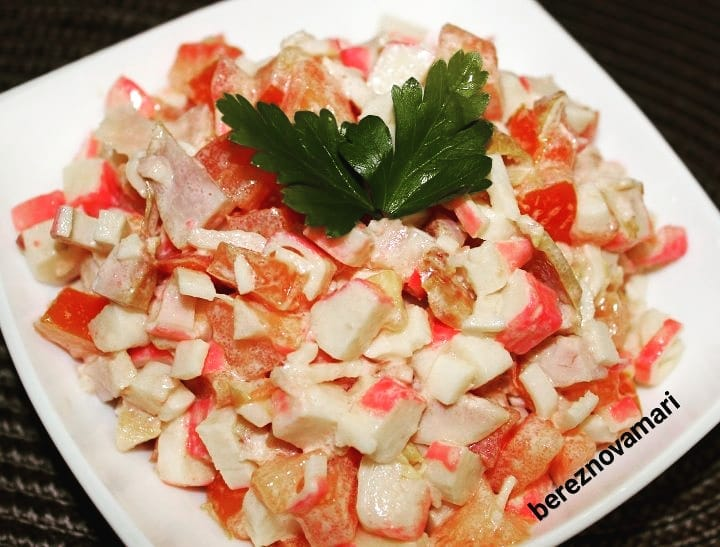 Салат с кириешками проверенные рецепты.рецепты салатов с сухариками кириешки
