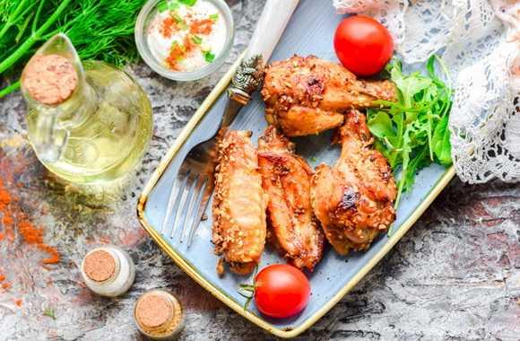 Куриные крылышки холодное копчение по быстрому рецепты - вкусные рецепты от receptpizza.ru