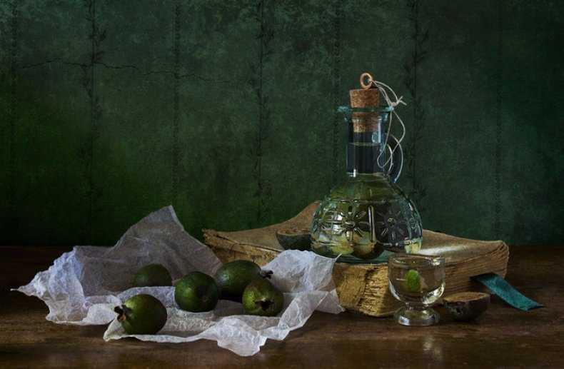 ≡ пошаговый простой рецепт вина из фейхоа с фото для приготовления в домашних условиях