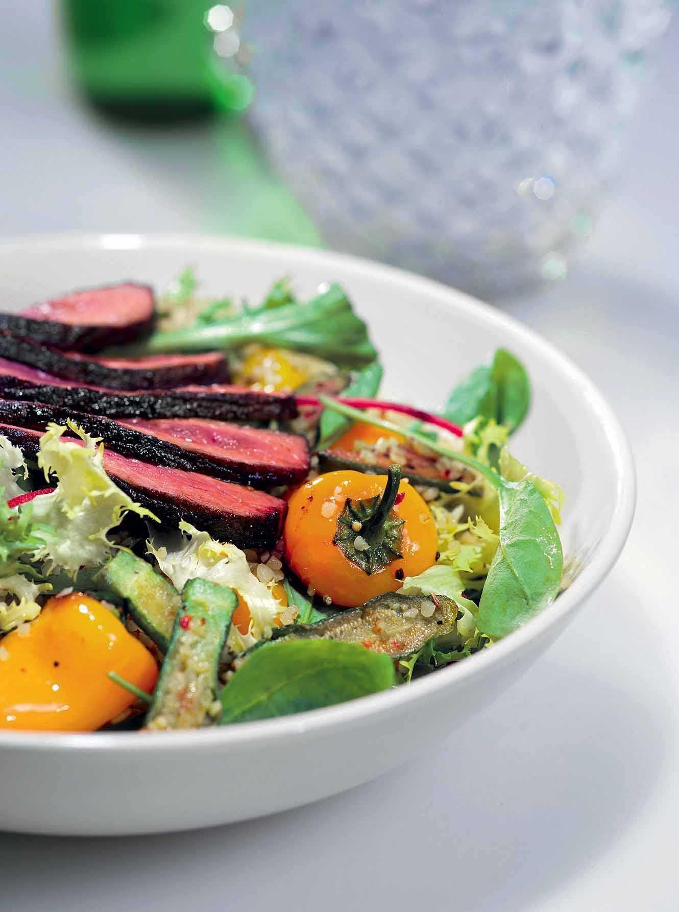 Как приготовить салат с булгуром и овощами: поиск по ингредиентам, советы, отзывы, пошаговые фото, подсчет калорий, изменение порций, похожие рецепты