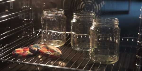 Как стерилизовать банки в духовке электрической и газовой пустые и с заготовками