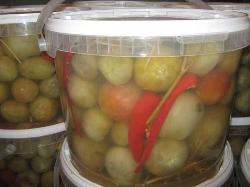 Какие сорта помидоров долго хранятся после сбора урожая