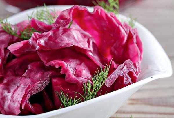 Рецепт маринованной капусты по-грузински со свеклой: описан классический вариант приготовления блюда и быстрый, как сделать с уксусом на зиму, как подать на стол? русский фермер
