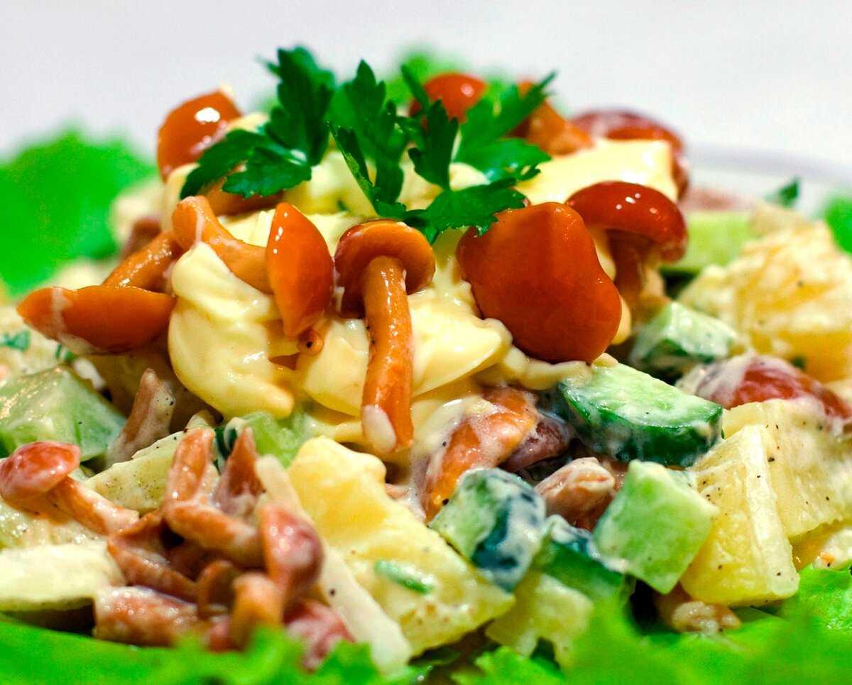 Салат с иссопом рецепт с фото - 1000.menu