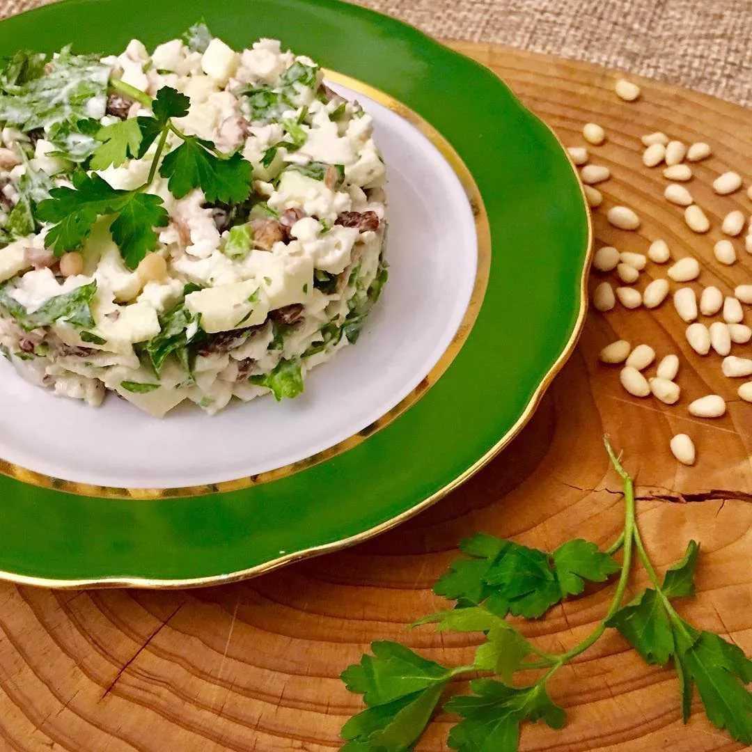 Салаты из свежих овощей. 20 проверенных рецептов от сибмам с фото - салаты