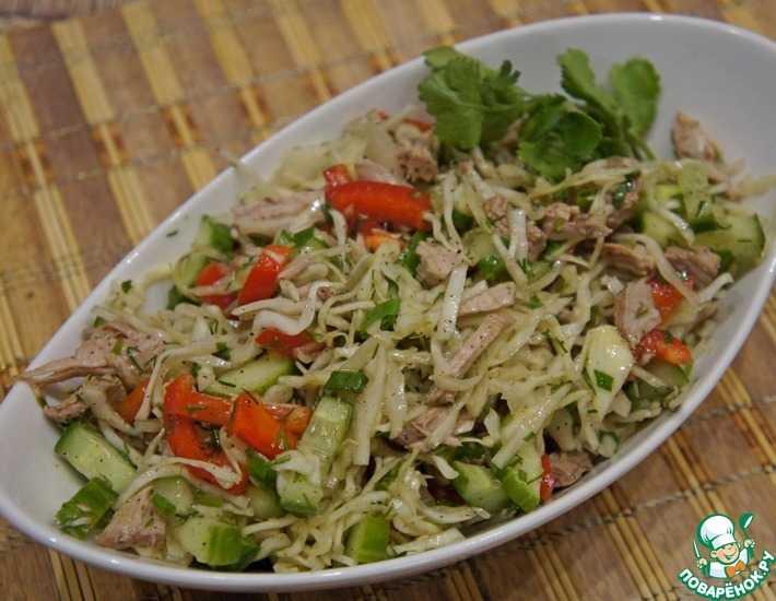 Салат охотничий » рецепты - готовим дома | «наобед.kz»