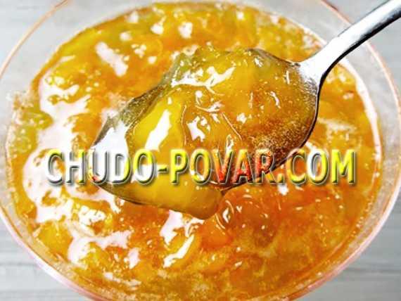Несколько рецептов приготовления вкусного варенья из дыни