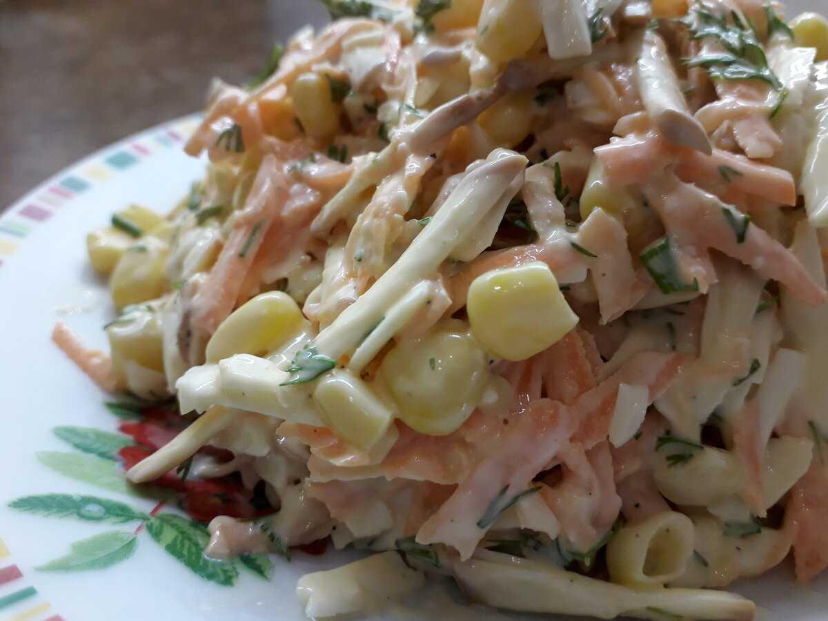 Салат с куриной грудкой - 147 домашних вкусных рецептов приготовления