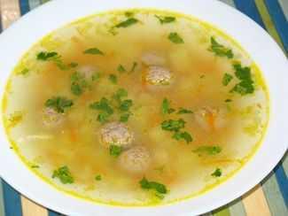 Правила варки супов