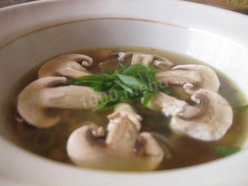 Суп с замороженными опятами: рецепты и пошаговый процесс приготовления