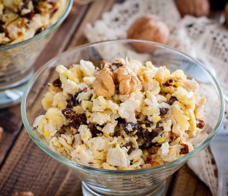 Салат с грибами и сыром – разнообразие вариантов для вашего стола: рецепт с фото и видео