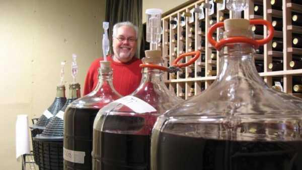 Получаем вторичное вино из мезги винограда