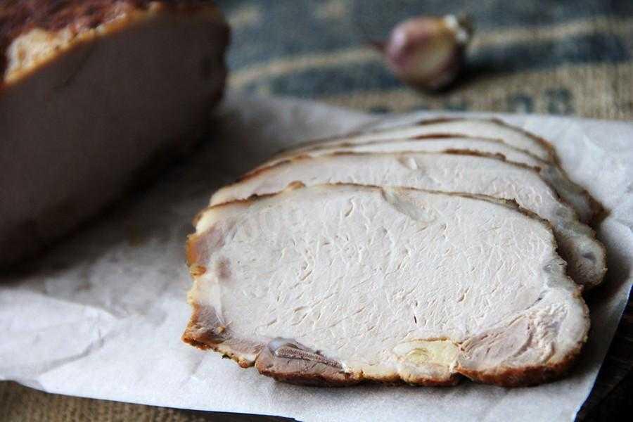 Домашняя буженина из свинины в духовке
