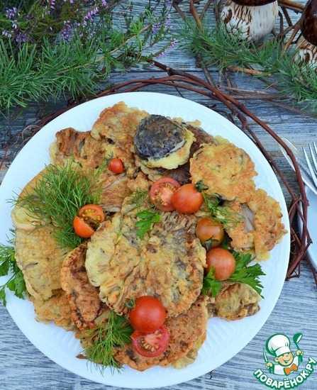 Грибы зонтики рецепты - питание, красота и здоровье