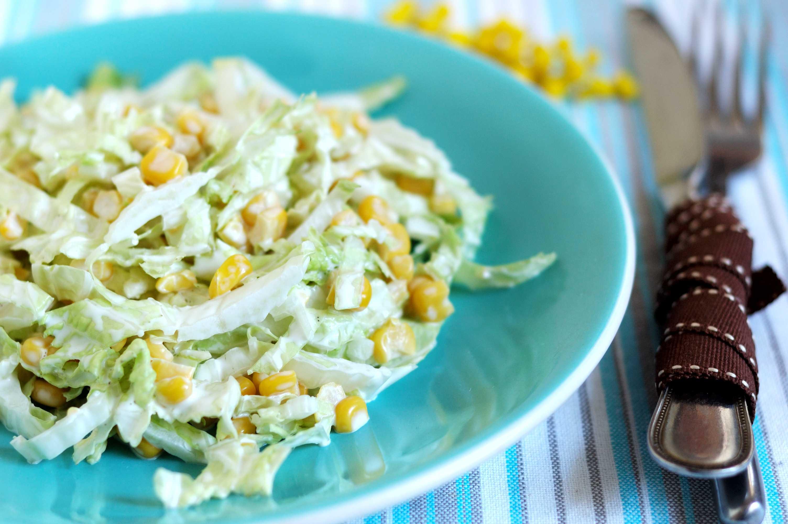 Рецепты вкусных салатов из пекинской капусты с курицей