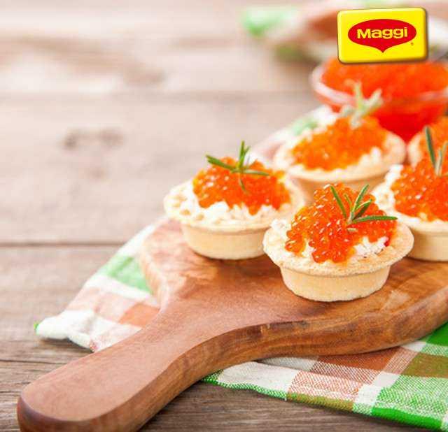 Закуски с креветками – красивые, оригинальные и очень вкусные канапе и тарталетки