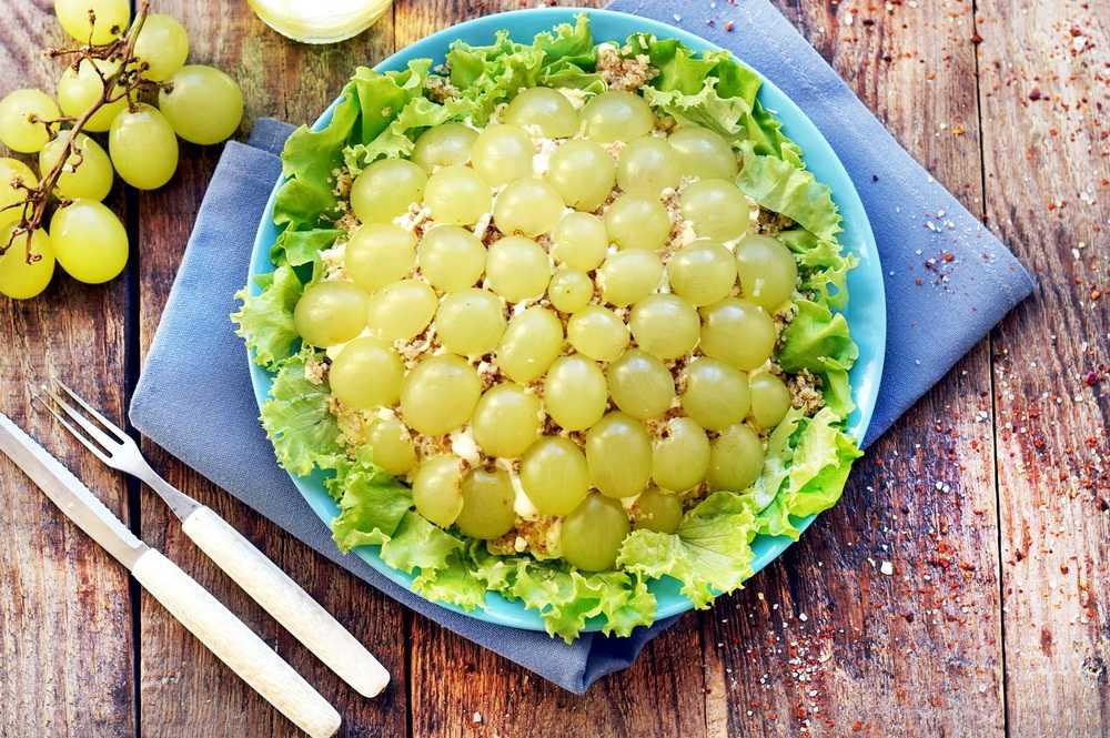 Салат витаминный: как приготовить по простому рецепту