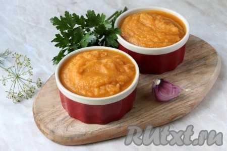 Рецепт баклажанной икры, жареной на сковороде - пошаговый фоторецепт