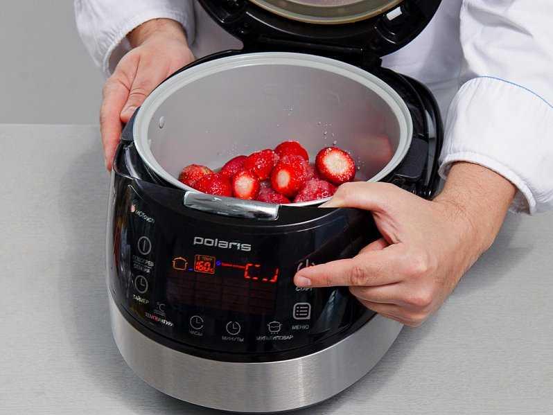 Варенье в мультиварке редмонд - рецепт приготовления из клубники или яблока