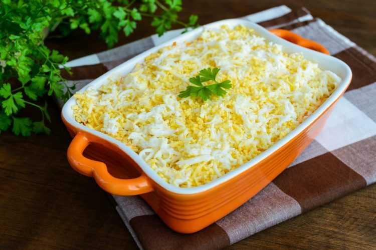 Как приготовить сырную закуску с чесноком