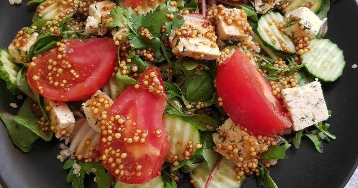 Салат из киноа – современное полезное блюдо: рецепты с фото и видео