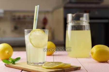 Домашний лимонад вкуснее магазинного - 3 освежающих и вкусных рецепта натурального напитка