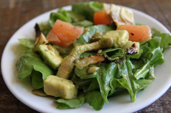 Салат из авокадо и фасоли - 92 рецепта: салаты | foodini