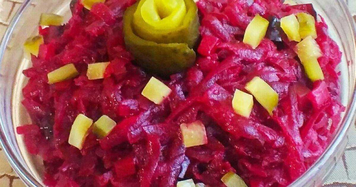 Салат из свеклы и моркови - 102 домашних вкусных рецепта приготовления