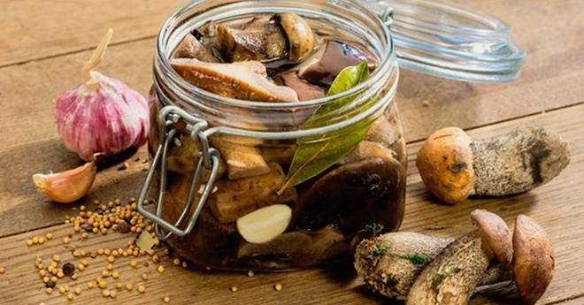 Грибы на зиму: 58 рецептов заготовок » сусеки