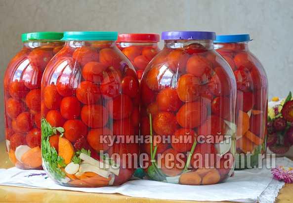 Малосольные помидоры в пакете: быстрый рецепт за 5 минут
