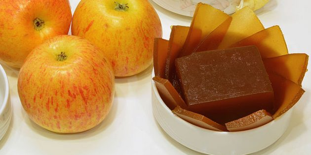 Мармелад из айвы - полный пошаговый рецепт приготовления с фото и видео