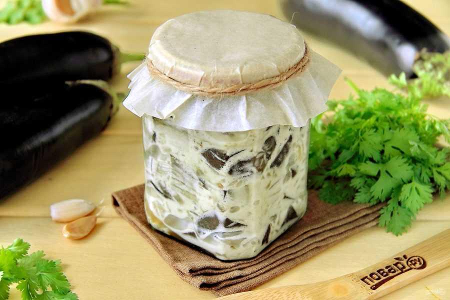 Икра из баклажанов на зиму - 7 рецептов очень вкусной домашней икры