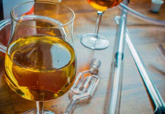 Рецепт приготовления вина из бузины в домашних условиях