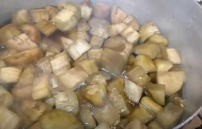 Острая закуска из баклажанов на зиму - обеспечит витаминами: рецепт с фото и видео