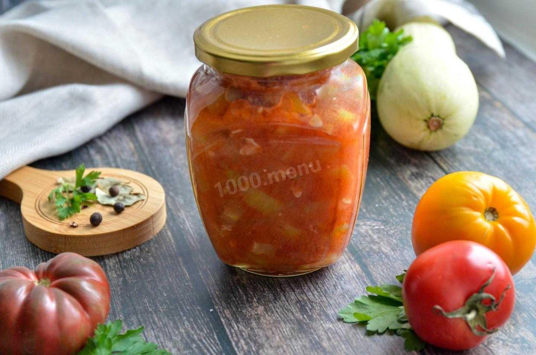 Салат «анкл бенс» из кабачков на зиму — рецепты салата анкл-бенс пальчики оближешь