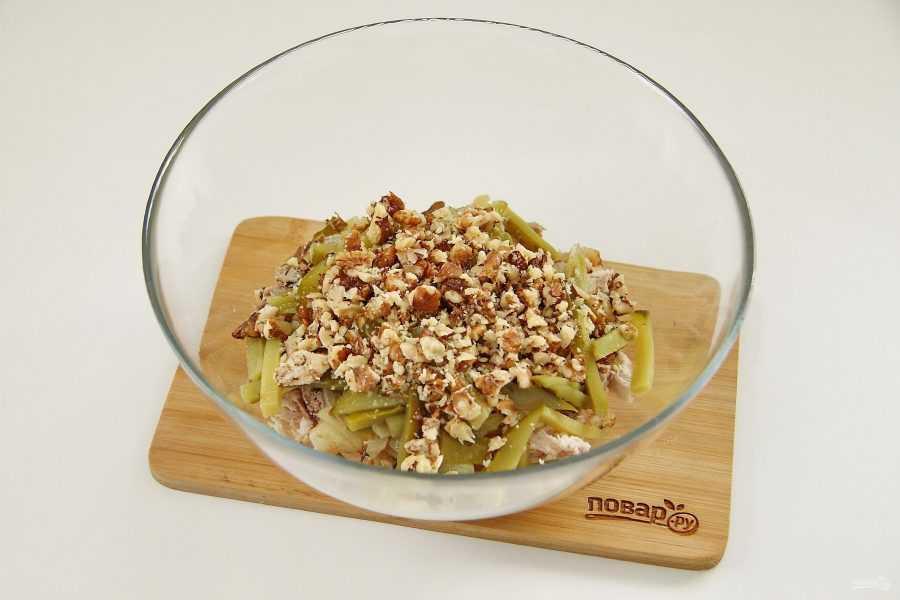 Рецепт салата кояш из магнита - мир кулинарии