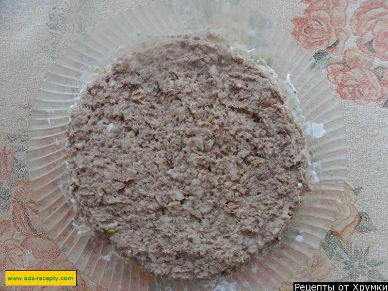 Салат мимоза с горбушей: топ 5 классических рецептов мимозы с горбушей и не только
